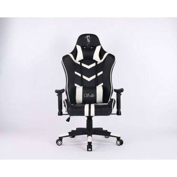 Кресло геймерское Sidlo Air White New игровое компьютерное кресло офисное кресло-кровать профессиональное