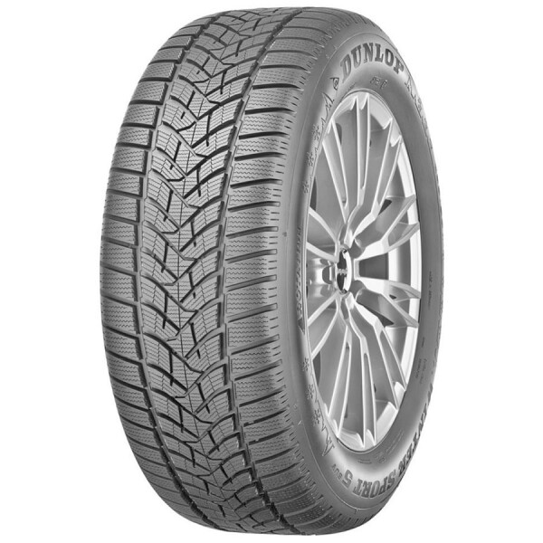 Купить Автошины, Dunlop Winter Sport 5 SUV 215/55 R18 99V XL
