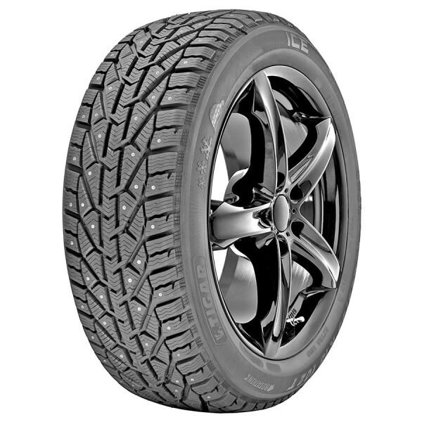 Купить Автошины, Tigar ICE 215/55 R16 97T XL (под шип)