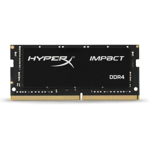 Купить Оперативная память, SO-DIMM 16GB/2400 DDR4 Kingston HyperX Impact (HX424S14IB/16)