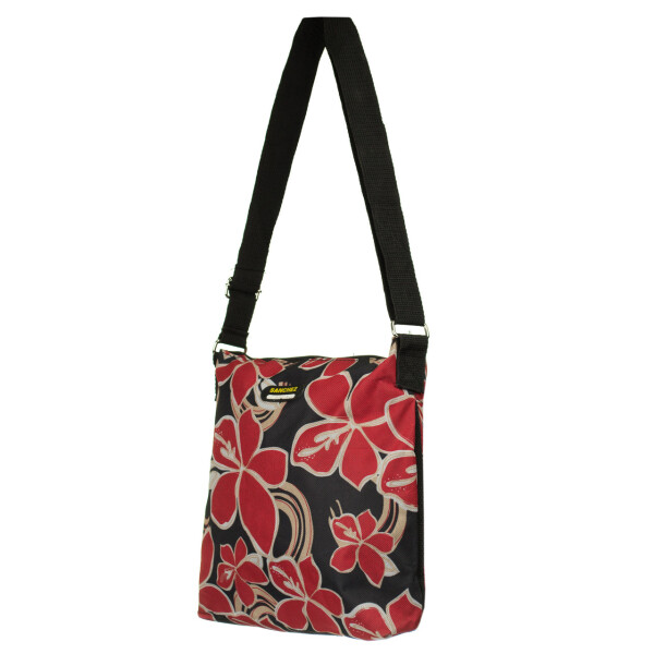 Купить Велосумки, Сумка Sanchez Casual Flowers Black-Red (1109220215)