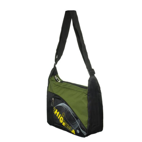 Купить Велосумки, Сумка Shigema Black-Green (1109286811), Sanchez
