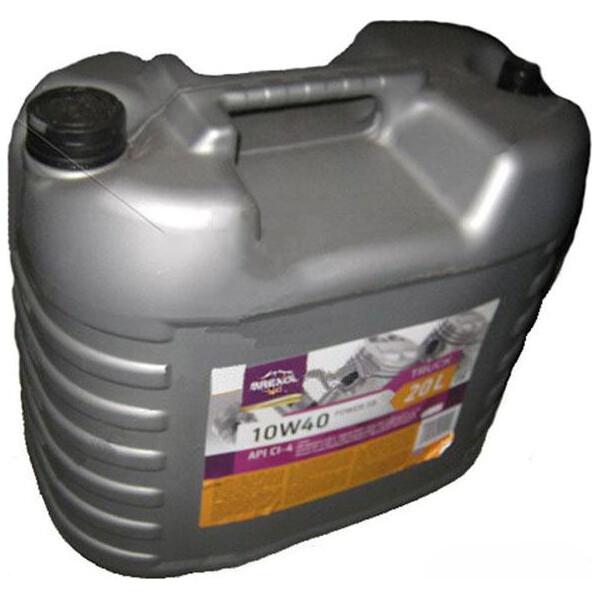 Купить Моторные масла, Brexol TRUCK POWER SB LONG LIFE 10W-40 20 л (48391050991)