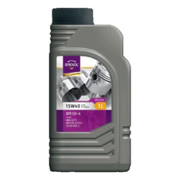 Купить Моторные масла, Brexol TRUCK SUPERIOR 15W-40 1 л (48391050995)