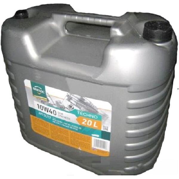 Купить Моторные масла, Brexol TECHNO 10W-40 20 л (48391051011)