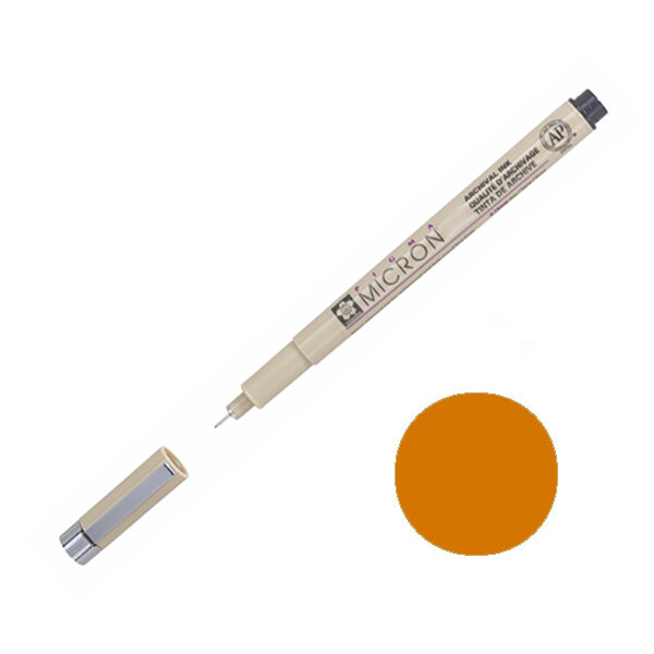 Купить Наборы для творчества и рукоделия, Лайнер Sakura Pigma Micron 0.5 мм Сепия (XSDK05#117)
