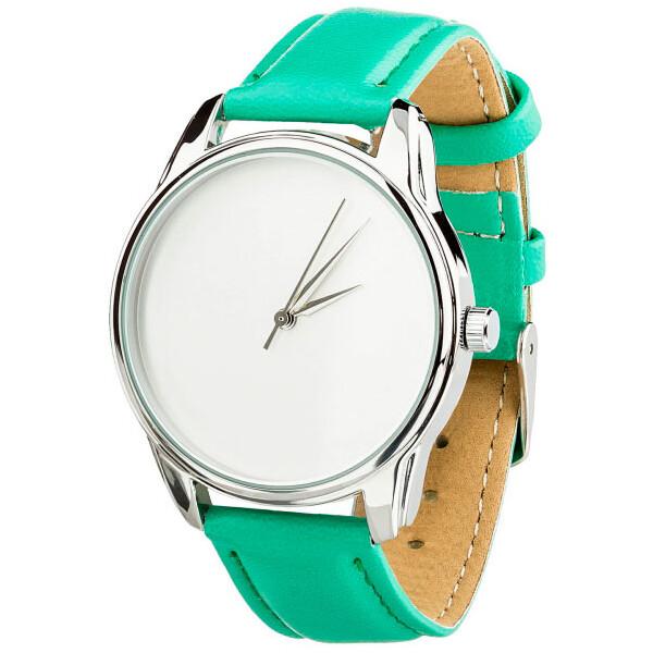 Купить Наручные часы, Часы ZIZ Минимализм ремешок мятно-бирюзовый серебро дополнительный ремешок (4600164)