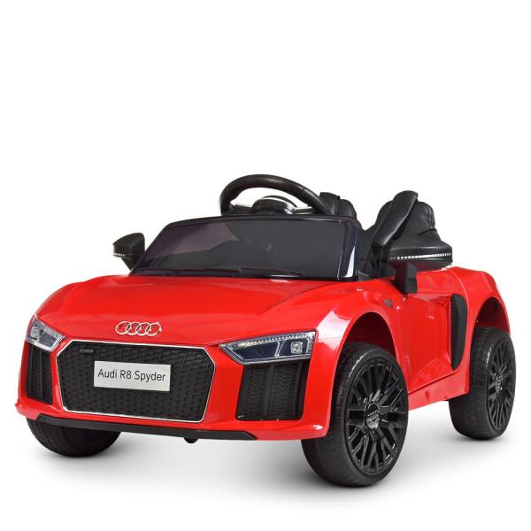 Купить Детские электро- и веломобили, Электромобиль BAMBI Машина M 4281EBLR-3 красный