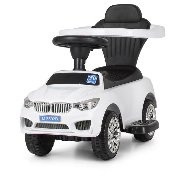 Купить Детские качалки, каталки, Каталка-толокар Bambi BMW M 3503B-1 White (M 3503B)