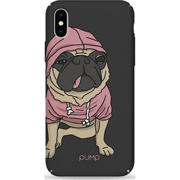 Купить Чехлы для телефонов, Pump Tender Touch Case чехол для iPhone X/XS Mops