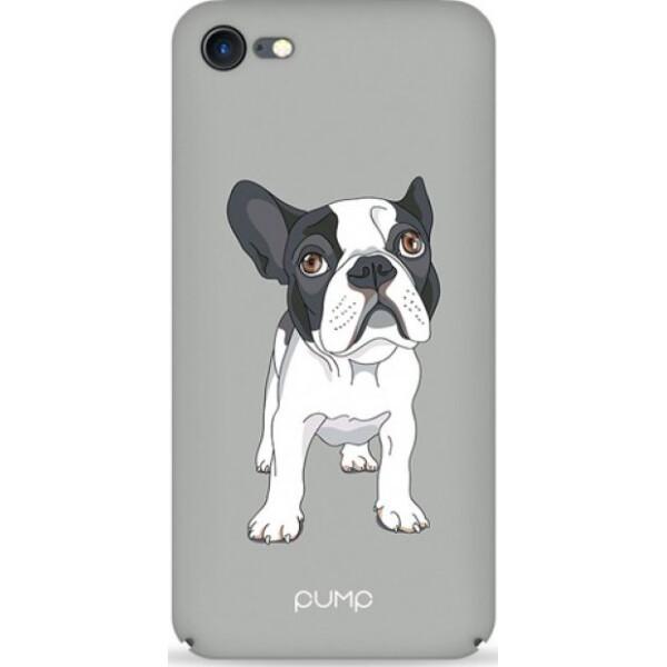Купить Чехлы для телефонов, Pump Tender Touch Case чехол для iPhone 8/7 Mops on Gray