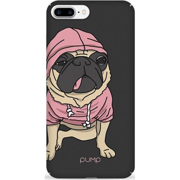 Купить Чехлы для телефонов, Pump Tender Touch Case чехол для iPhone 8 Plus/7 Plus Mops
