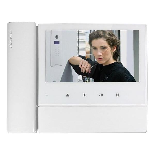 Купить Видеодомофоны, Видеодомофон Commax CDV-70N2 White
