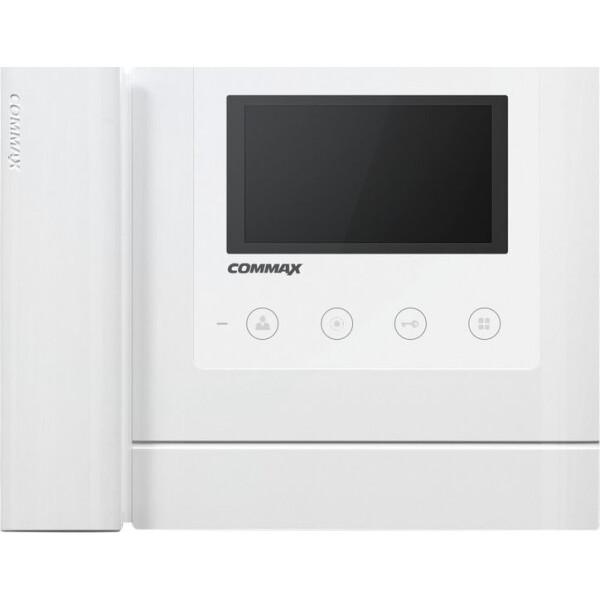 Купить Видеодомофоны, Видеодомофон Commax CDV-43MH White + White
