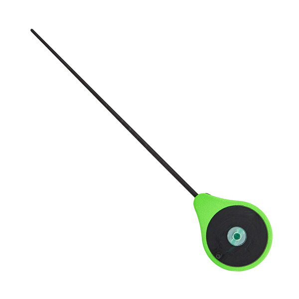 Купить Удилища, Удочка зимняя балалайка Lucky John Mormax зеленая 45mm 24.6cm (LJ103-02)
