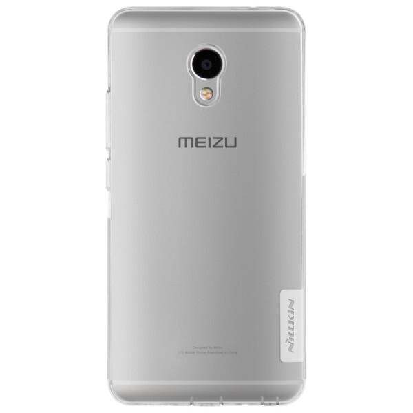 Купить Чехлы для телефонов, Чехол-накладка Nillkin TPU Nature Meizu M3e White
