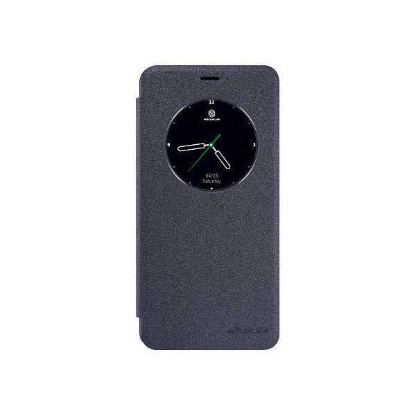 Купить Чехлы для телефонов, Чехол-книжка Nillkin Sparkle case Meizu M3e Black'