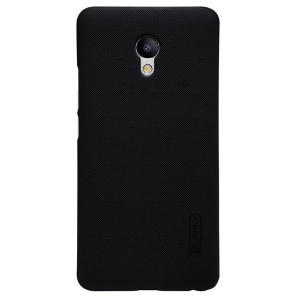Чехлы для телефонов, Чехол-накладка Nillkin Super Frosted Shield Meizu M3e Black  - купить со скидкой