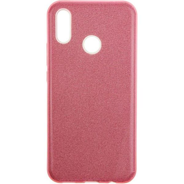 Купить Чехлы для телефонов, Чехол-накладка TOTO TPU Shine Case Huawei P Smart+ 2018/Nova 3i Pink