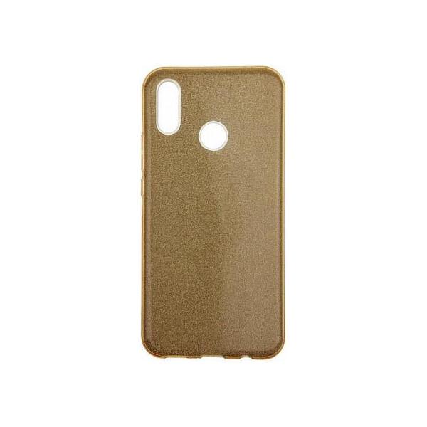 Купить Чехлы для телефонов, Чехол-накладка TOTO TPU Shine Case Huawei P Smart+ 2018/Nova 3i Gold'