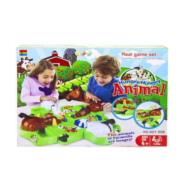 Купить Настольные игры, Настольная игра Голодные животные , NN