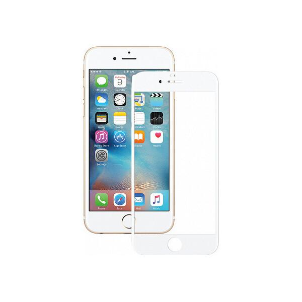 Защитное стекло Mocolo 3D Full Cover Tempered Glass iPhone 6/6s White'