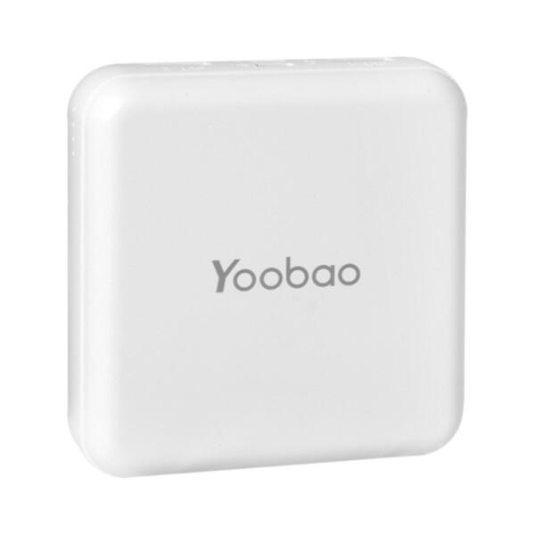 Купить Универсальные мобильные батареи, Power Bank Yoobao M4 mini 10000mAh White