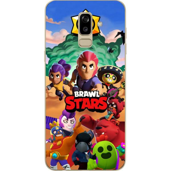 Купить Чехлы для телефонов, Силиконовый чехол Amstel для Samsung J810F Galaxy J8 2018 с картинкой Игра Brawl Stars