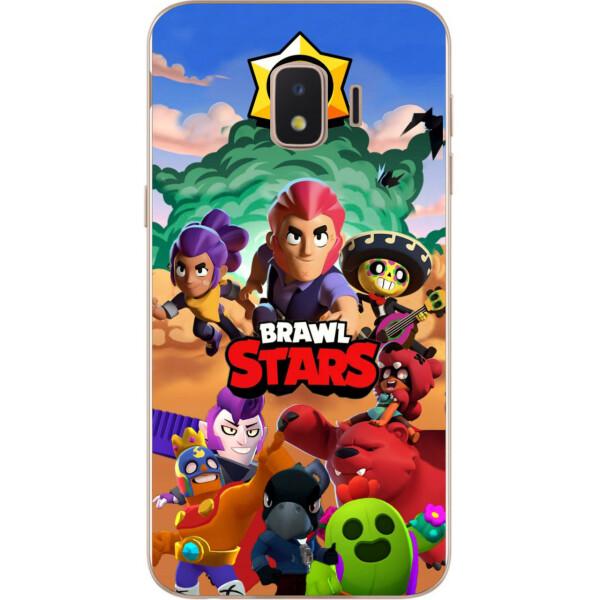 Купить Чехлы для телефонов, Силиконовый чехол Amstel для Samsung J2 Core J260 Galaxy 2018 с картинкой Игра Brawl Stars