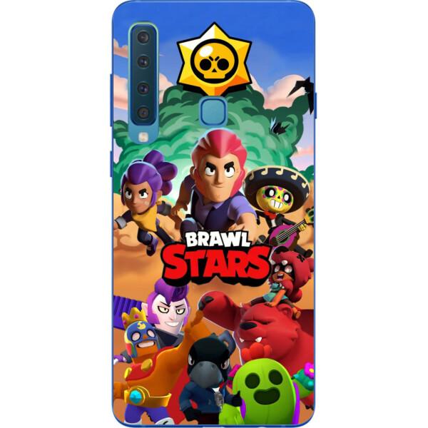 Купить Чехлы для телефонов, Силиконовый чехол Amstel с рисунком для Samsung Galaxy A9 2018 Игра Brawl Stars