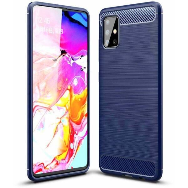 Купить Чехлы для телефонов, iPaky Slim Series для Samsung A515 Galaxy A51 Blue (28704)