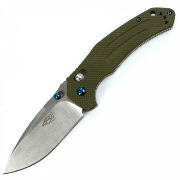 Купить Туристические ножи, Нож Firebird (by Ganzo) F7611-GR зеленый