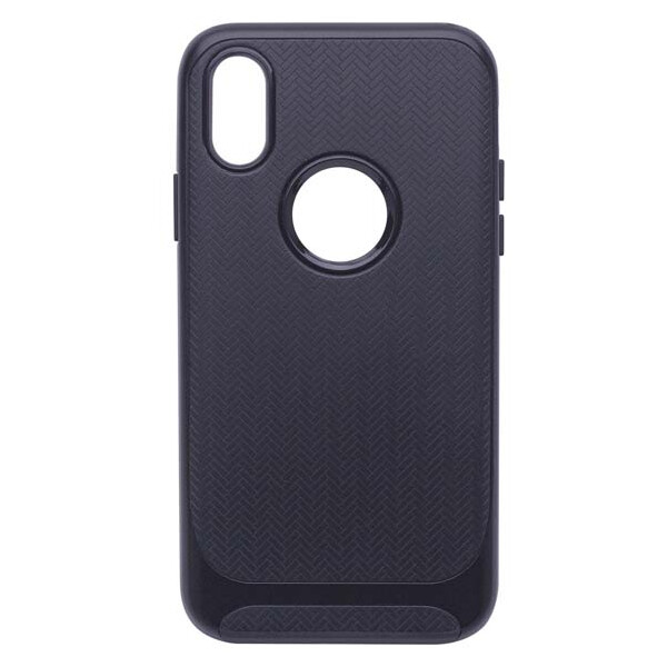 Купить Чехлы для телефонов, TPU+PC чехол Deen Royce Series для Apple iPhone X (5.8 ) Черный, Epik