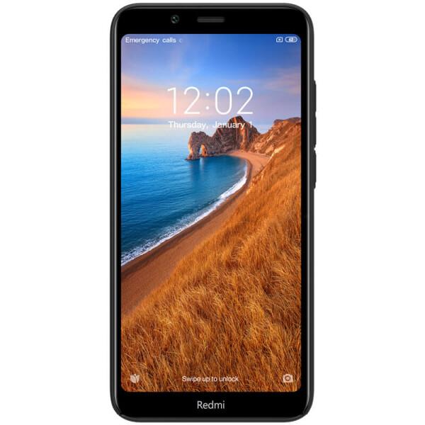 Купить Чехлы для телефонов, TPU+PC чехол ForFun для Xiaomi Redmi 7A Добрый заяц / Розовый, Epik