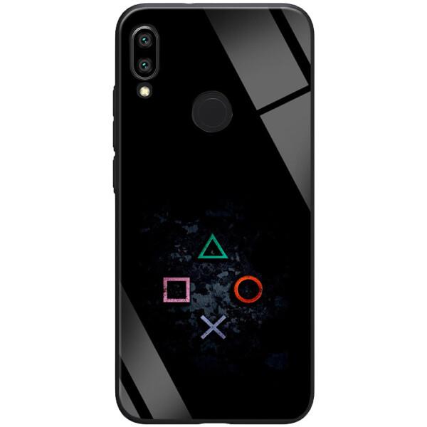 Купить Чехлы для телефонов, TPU+PC чехол ForFun для Xiaomi Redmi Note 7 / Note 7 Pro / Note 7s PS / Черный, Epik