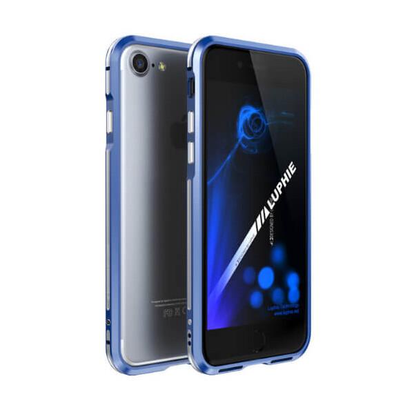 Купить Чехлы для телефонов, Бронированная полиуретановая пленка (на обе стороны) для Apple iPhone 7 / 8 (4.7 ) Прозрачная, Luphie