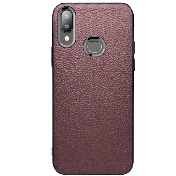 Купить Чехлы для телефонов, Кожаная накладка Epic Vivi series для Samsung Galaxy A10s Красный, Epik