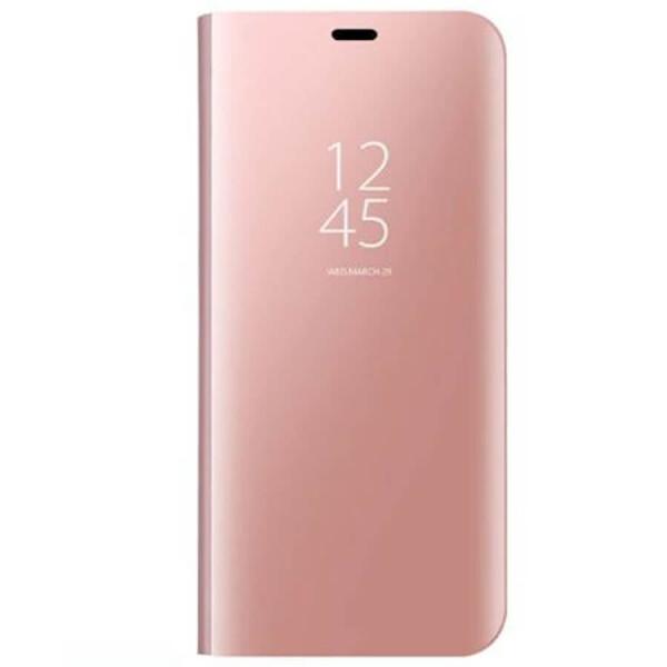 Купить Чехлы для телефонов, Чехол-книжка Clear View Standing Cover для Samsung A750 Galaxy A7 (2018) Rose Gold, Epik