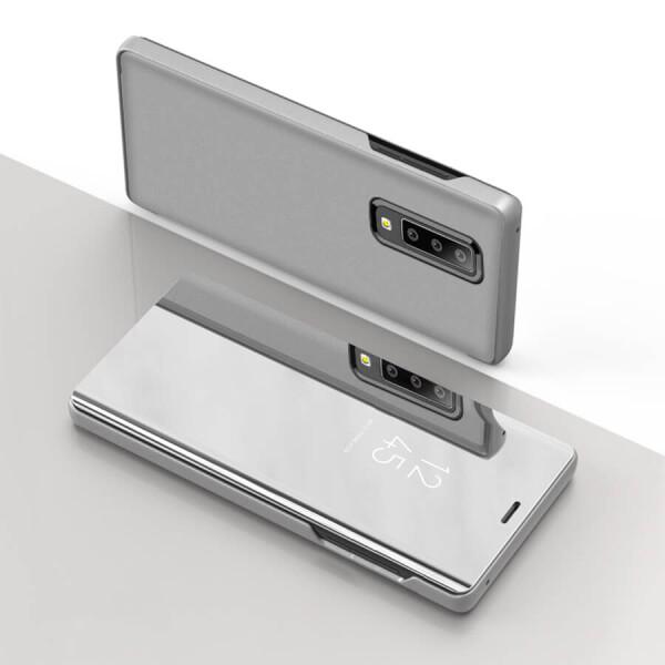 Купить Чехлы для телефонов, Чехол-книжка Clear View Standing Cover для Samsung A750 Galaxy A7 (2018) Синий, Epik