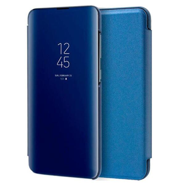 Купить Чехлы для телефонов, Чехол-книжка Clear View Standing Cover для Samsung Galaxy A10 (A105F) Черный, Epik