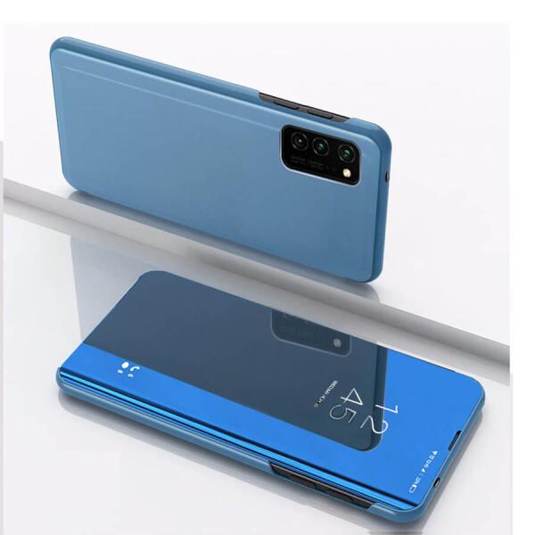 Купить Чехлы для телефонов, Чехол-книжка Clear View Standing Cover для Samsung Galaxy S20+ Черный, Epik