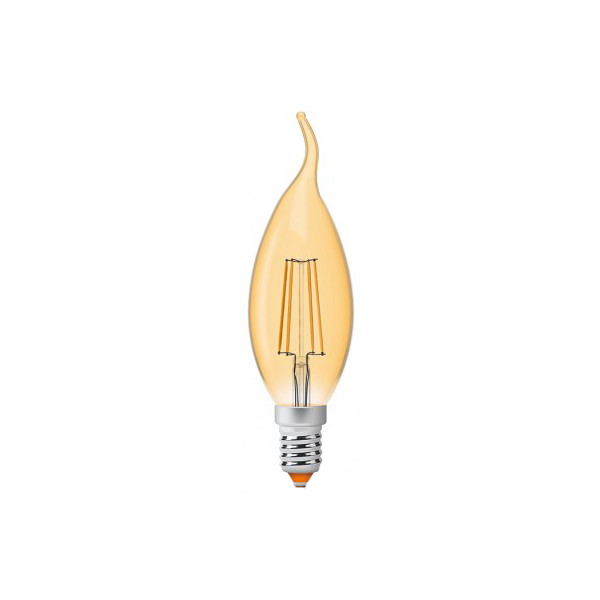 Купить Лампочки, Лампа филаментая Videx C37FtA 4W E14 2200K 220V (VL-C37FtA-04142)