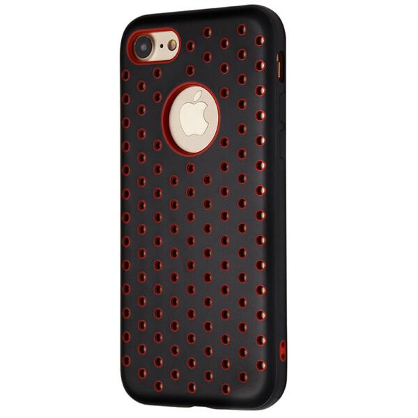 Купить Чехлы для телефонов, Чехол-накладка DK силикон Nike под лого для Apple iPhone 7 / 8 (red), DK-Case