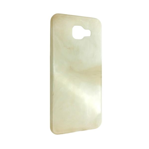 Купить Чехлы для телефонов, Чехол-накладка DK-Case силикон Мрамор для Samsung A3 / A310 (cream)