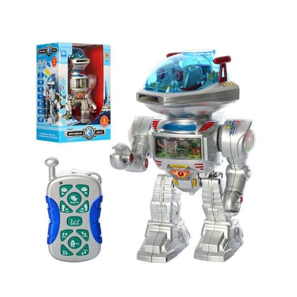 Купить Радиоуправляемые модели, Робот на радиоуправлении METR+ (0908), Метр+