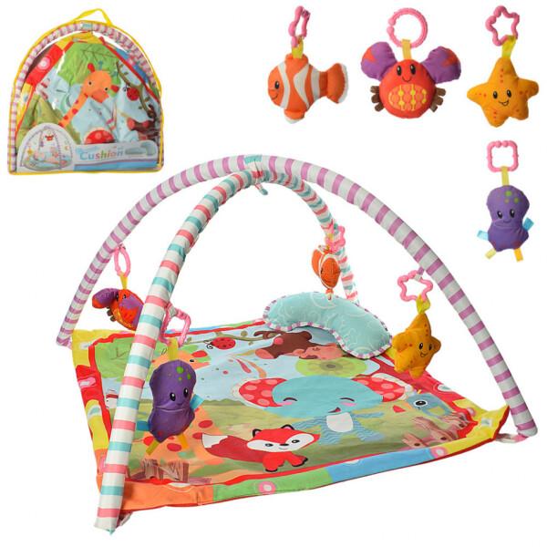 Купить Развивающие коврики, Коврик для младенца Cushion (717-23B)