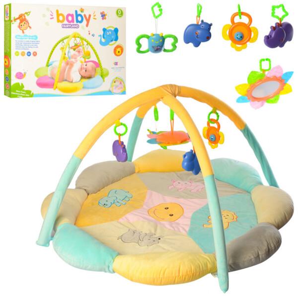 Купить Развивающие коврики, Коврик для младенца PD310, NN
