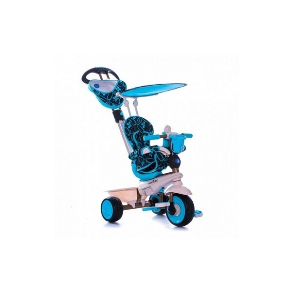 Купить Велосипеды, Велосипед трехколесный Smart Trike Dream 4 в 1 - 10 , голубой (8000900), NN