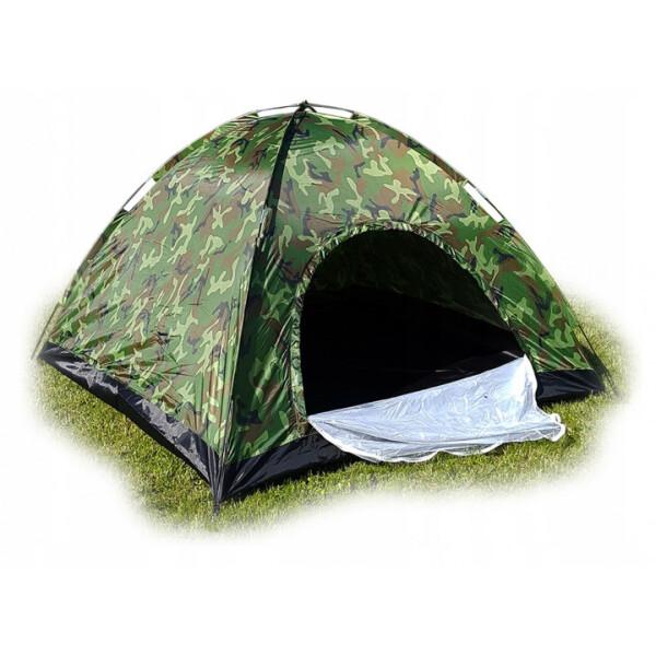 Купить Палатки и аксессуары, Палатка 2-х местная туристическая АВТОМАТ Комуфляж (31-SAN139), Автомат