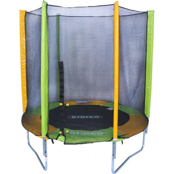 Купить Батуты, Батут KIDIGO 183 см. с защитной сеткой